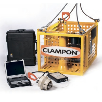 ClampOn Subsea Vibration Monitor